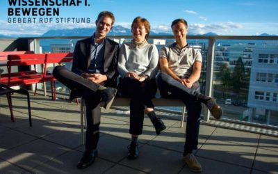 CompPair benefited from financial support through Gebert Rüf Stiftung's InnoBooster program.