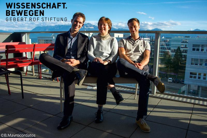 CompPair benefited from financial support through Gebert Rüf Stiftung's InnoBooster program.