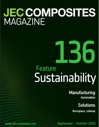CompPair featured in JEC magazine.