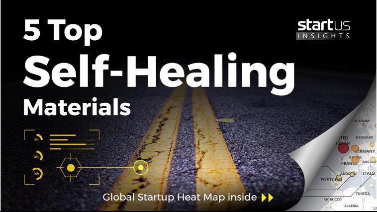 CompPair est dans le top 5 des start-ups de matériaux auto-cicatrisants.